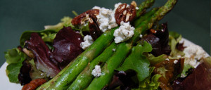 Beet & Asparagus Salad